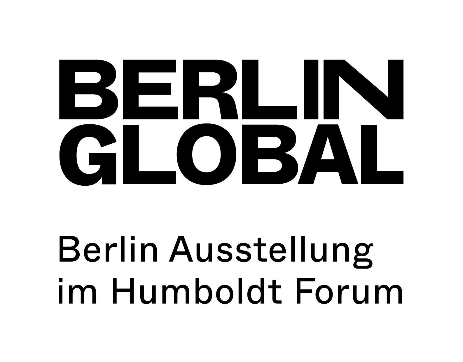 Berlin Global Logo schwarz